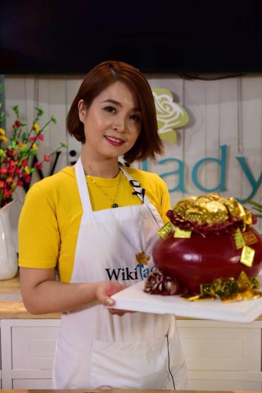 Cách làm bánh hũ vàng: Rước tài lộc, nhận may mắn